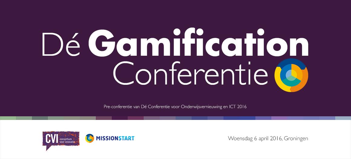 Gamification conferentie